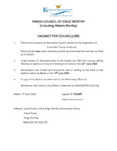 Official Notice of Casual Vacancy - June 2020_page-0001